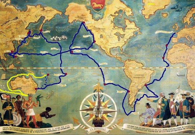 Carte_voyage du La Perouse