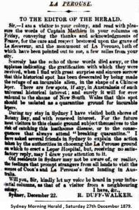 1879 letter