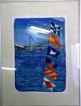 WEB artist on harbour