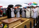 WEB  Priests at Grave 2