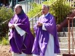 Fr Shorrock & Fr Cauchi