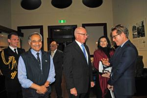 Mayor of Randwick, Governor, President of the Friends, Consul-General